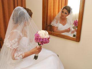 El matrimonio de Bárbara y Luis 1