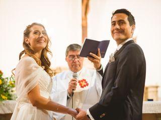 El matrimonio de Carolina y Héctor