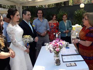 El matrimonio de Denisse  y Ivan