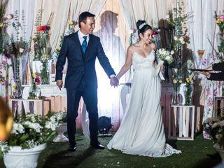 El matrimonio de Maryorie  y Nicolás  3
