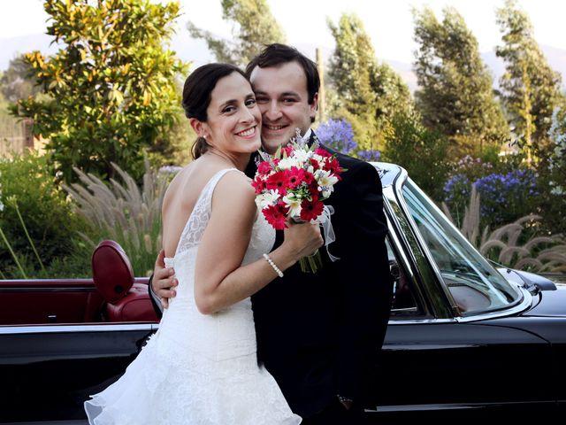 El matrimonio de Yasmin y Pablo