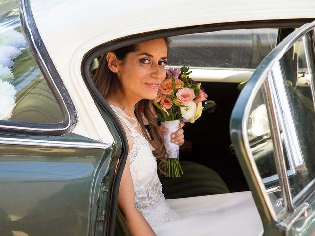 El matrimonio de Andrés y Sybil en Limache, Quillota 9