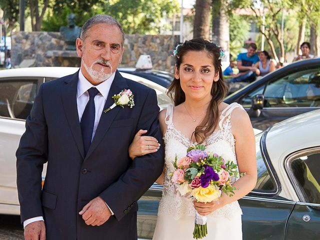 El matrimonio de Andrés y Sybil en Limache, Quillota 11
