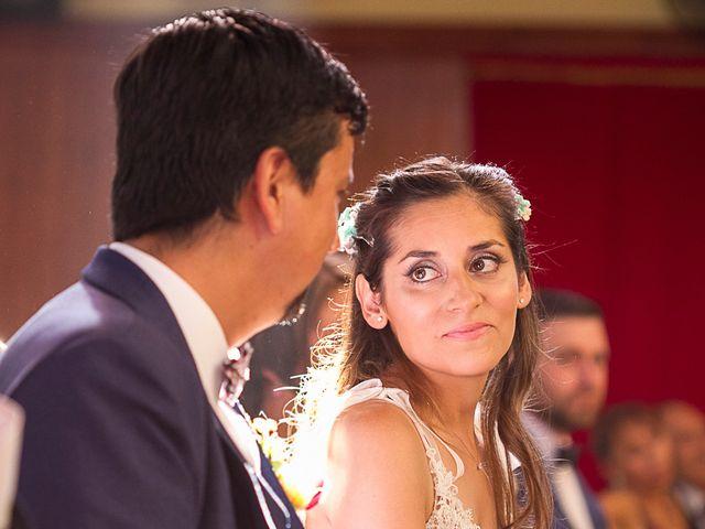 El matrimonio de Andrés y Sybil en Limache, Quillota 14