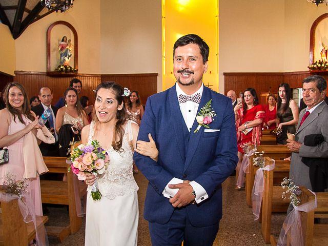 El matrimonio de Andrés y Sybil en Limache, Quillota 15