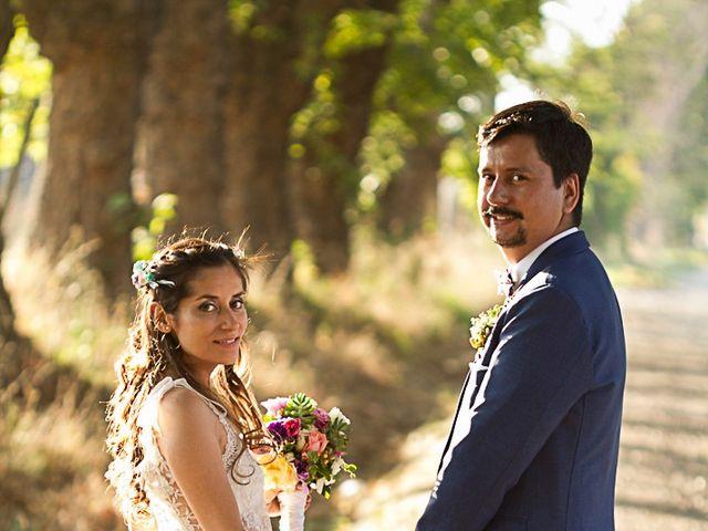 El matrimonio de Andrés y Sybil en Limache, Quillota 21