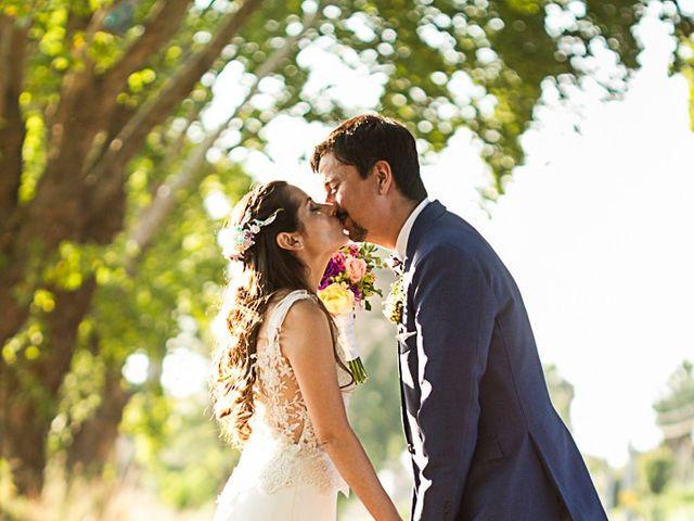 El matrimonio de Andrés y Sybil en Limache, Quillota 22