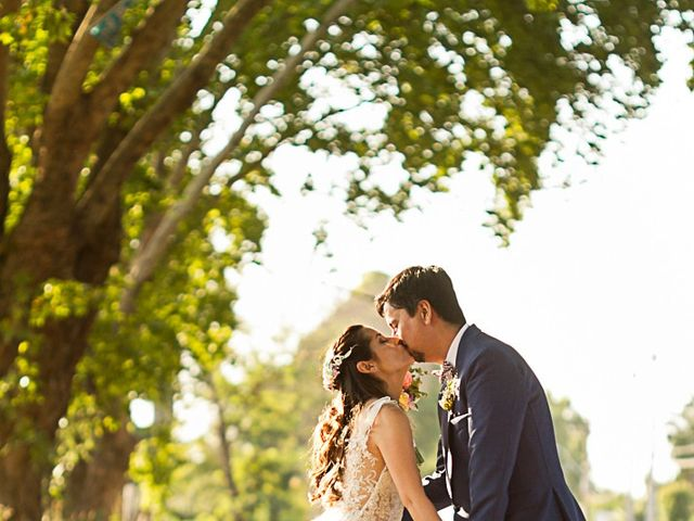 El matrimonio de Andrés y Sybil en Limache, Quillota 23