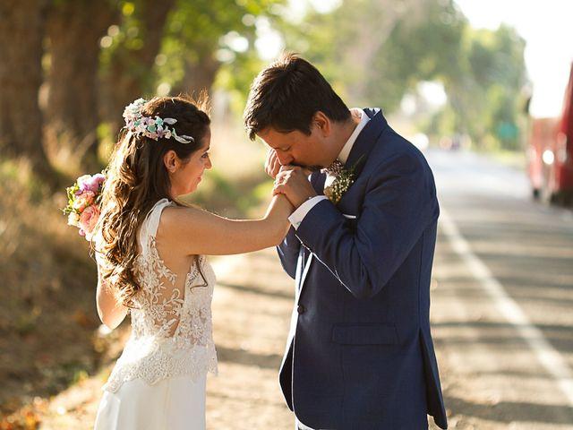 El matrimonio de Andrés y Sybil en Limache, Quillota 24