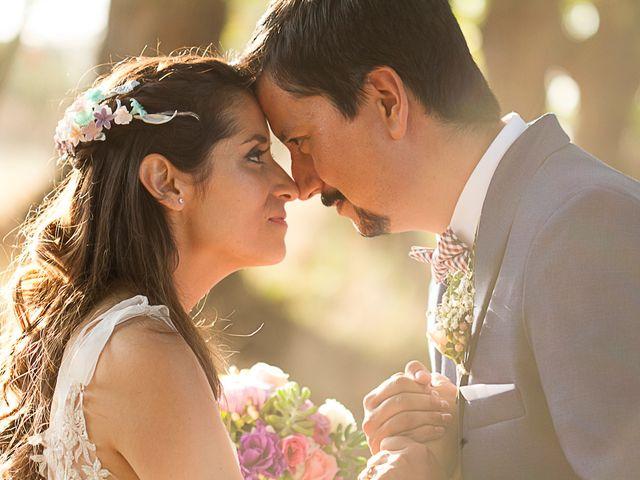 El matrimonio de Andrés y Sybil en Limache, Quillota 25
