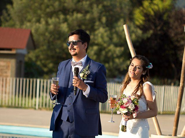 El matrimonio de Andrés y Sybil en Limache, Quillota 26