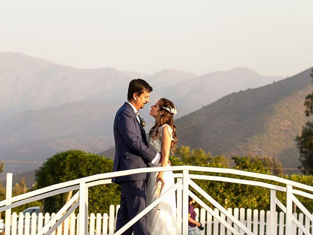 El matrimonio de Andrés y Sybil en Limache, Quillota 27