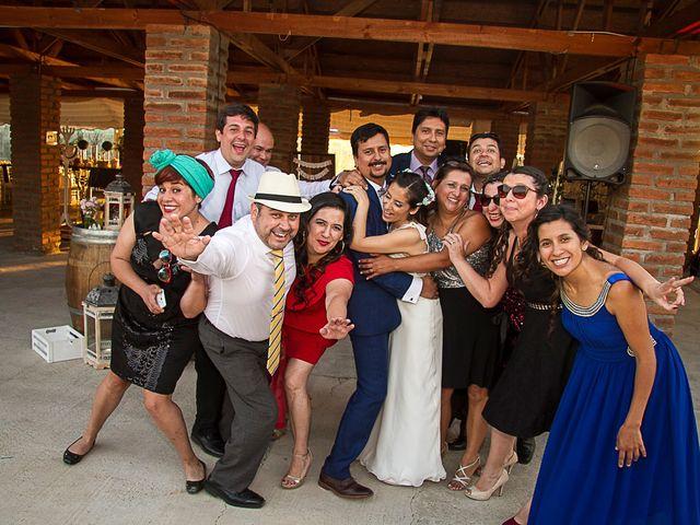 El matrimonio de Andrés y Sybil en Limache, Quillota 28