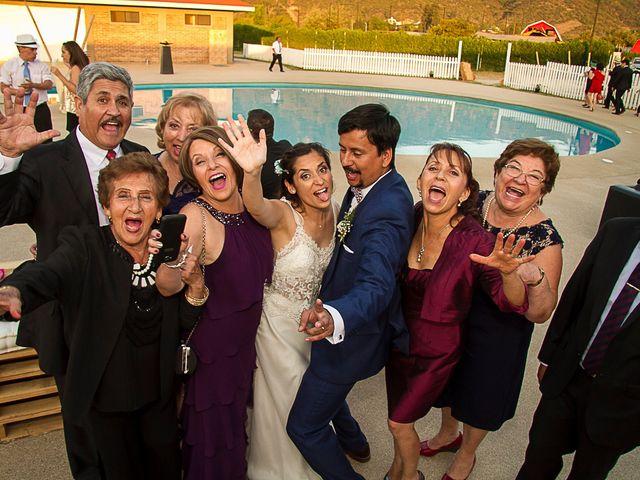 El matrimonio de Andrés y Sybil en Limache, Quillota 29