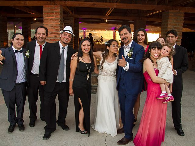 El matrimonio de Andrés y Sybil en Limache, Quillota 31