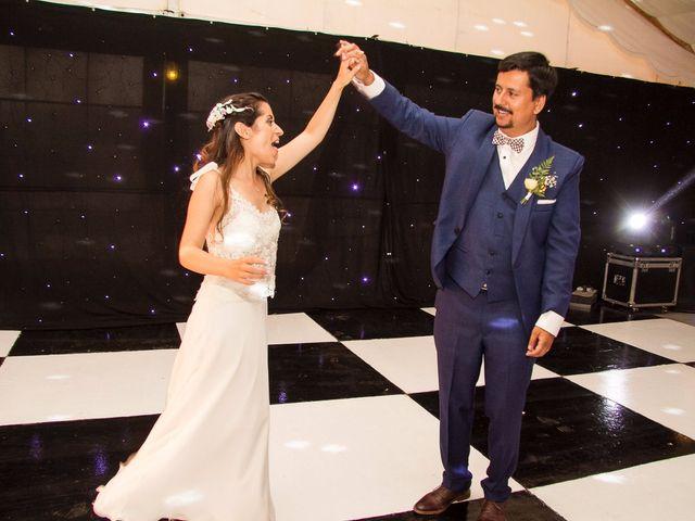 El matrimonio de Andrés y Sybil en Limache, Quillota 33