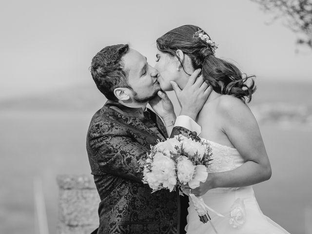 El matrimonio de David y Loreto