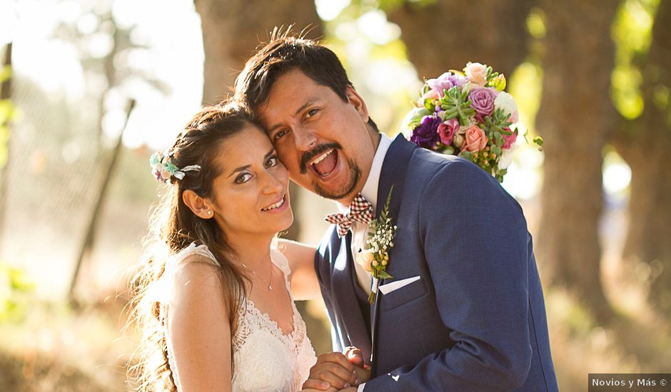 El matrimonio de Andrés y Sybil en Limache, Quillota