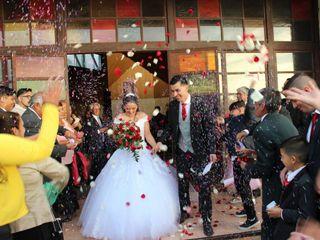 El matrimonio de Andrea y Elicio 2