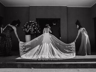 El matrimonio de Camila y Pablo 2
