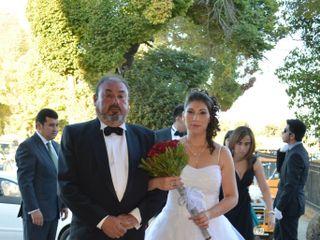 El matrimonio de María Ignacia y Matías 3