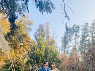 El matrimonio de Gabriela y Alejandro 1