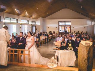 El matrimonio de Vanesa y Claudio 1