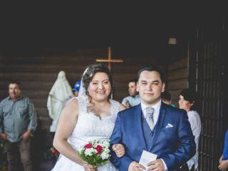 El matrimonio de Vanesa y Claudio 2