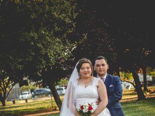 El matrimonio de Vanesa y Claudio 3