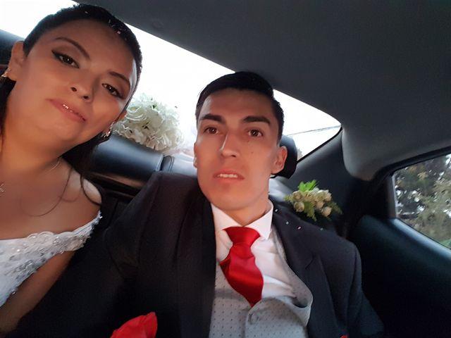 El matrimonio de Andrea y Elicio