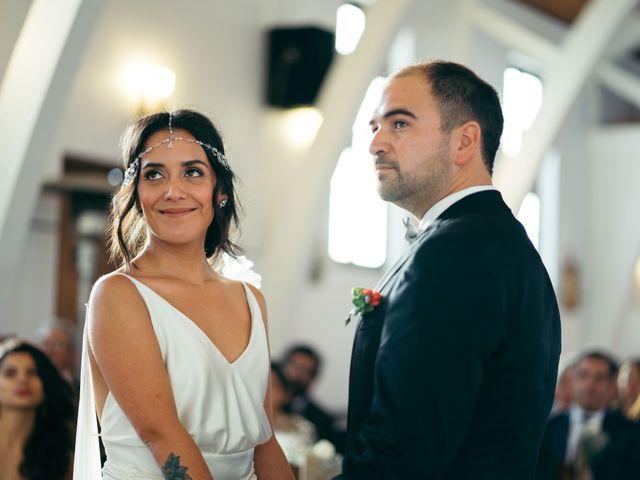 El matrimonio de Cristina y Borys