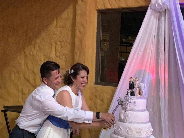 El matrimonio de Cristian y Angélica