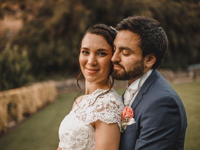 El matrimonio de Aliette y Nicolás