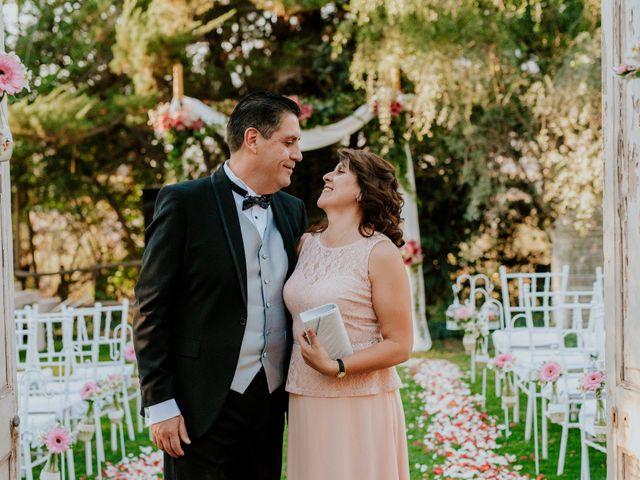 El matrimonio de Luis y Camila  en Pirque, Cordillera 4