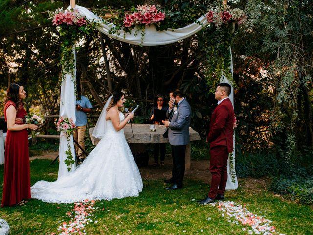El matrimonio de Luis y Camila  en Pirque, Cordillera 8