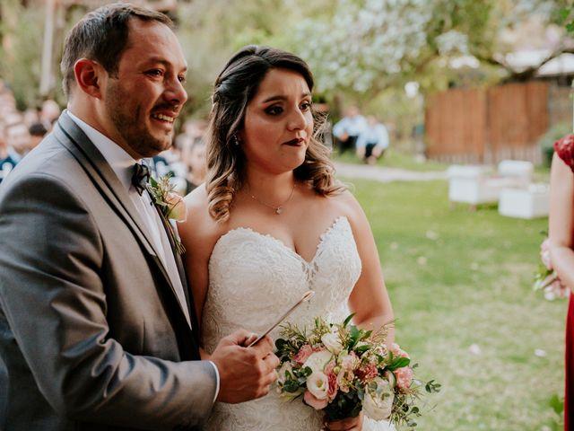 El matrimonio de Luis y Camila  en Pirque, Cordillera 9