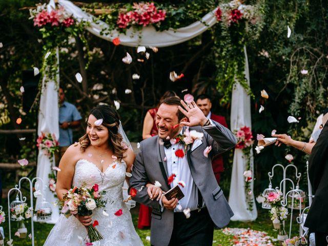 El matrimonio de Luis y Camila  en Pirque, Cordillera 10