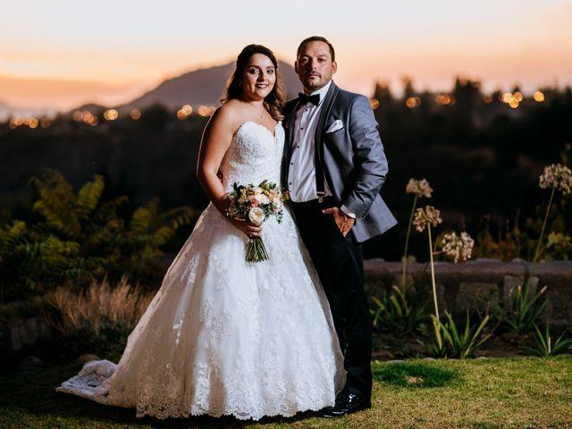 El matrimonio de Luis y Camila  en Pirque, Cordillera 11