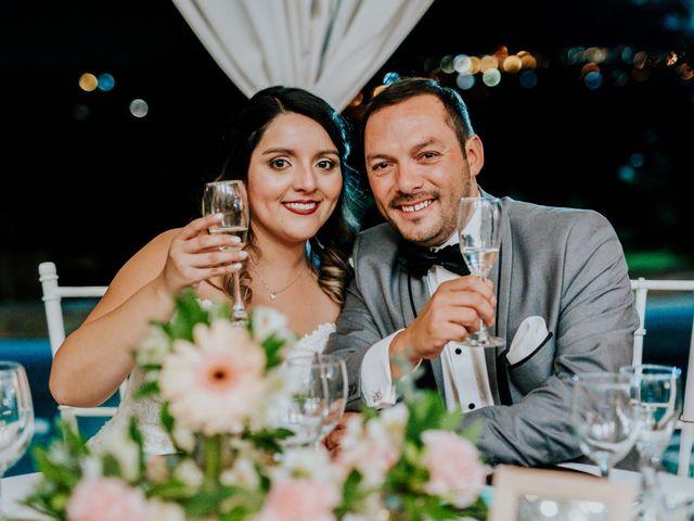El matrimonio de Luis y Camila  en Pirque, Cordillera 12