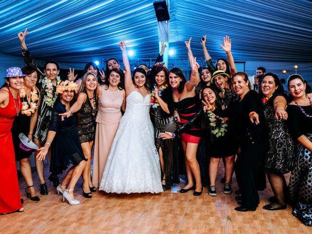El matrimonio de Luis y Camila  en Pirque, Cordillera 16