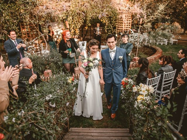 El matrimonio de Gabriela y Alejandro