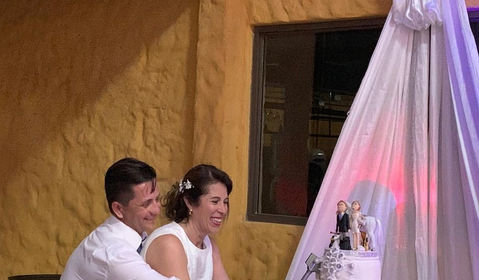 El matrimonio de Angélica  y Cristian en Antofagasta, Antofagasta