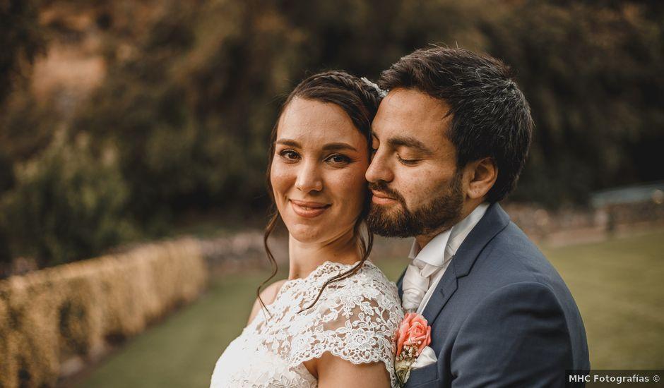 El matrimonio de Nicolás y Aliette en San José de Maipo, Cordillera