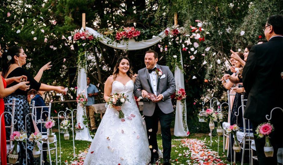 El matrimonio de Luis y Camila  en Pirque, Cordillera