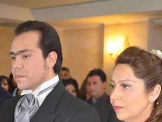 El matrimonio de Norma y Rodolfo 3