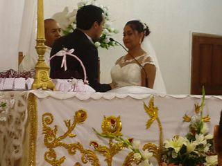 El matrimonio de Yanine y Alan 2