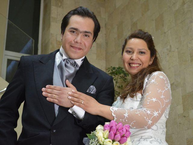 El matrimonio de Norma y Rodolfo