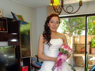 El matrimonio de Fabiola y Fernando 1
