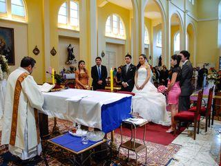 El matrimonio de Fabiola y Fernando 2