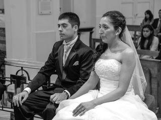 El matrimonio de Fabiola y Fernando 3